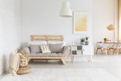 Severský styl bydlení