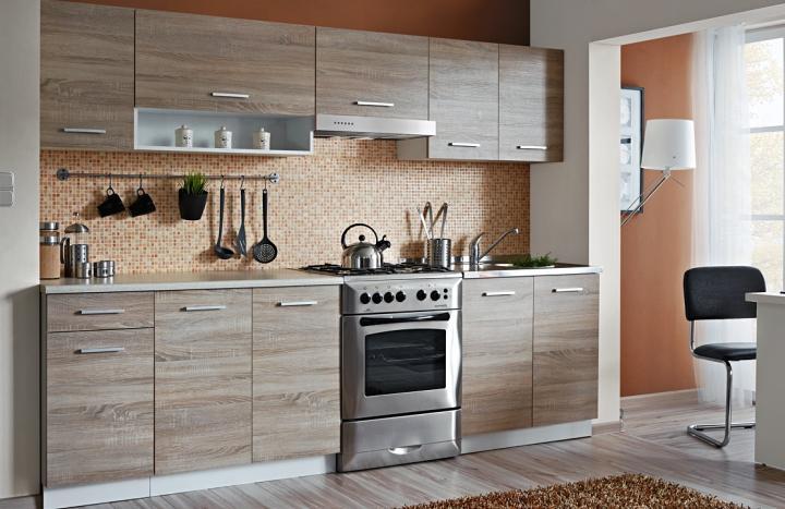 Zařízení bytu - kuchyňský linka