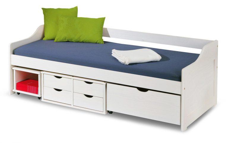 Jednolůžková postel 90 cm Floro