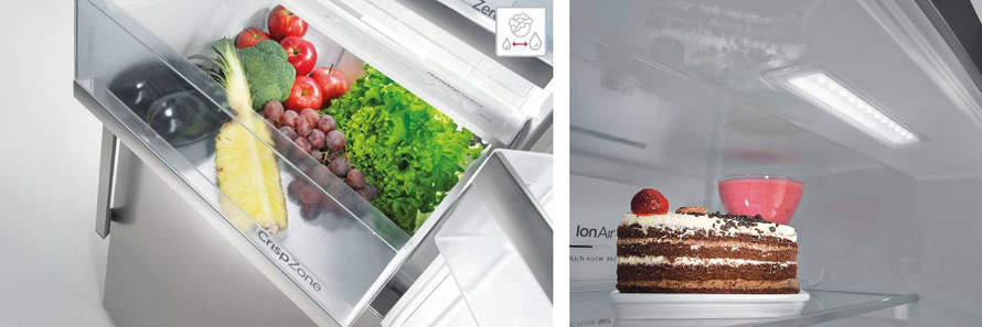 Kombinace chladničky s mrazničkou Gorenje Essential RK6192AW