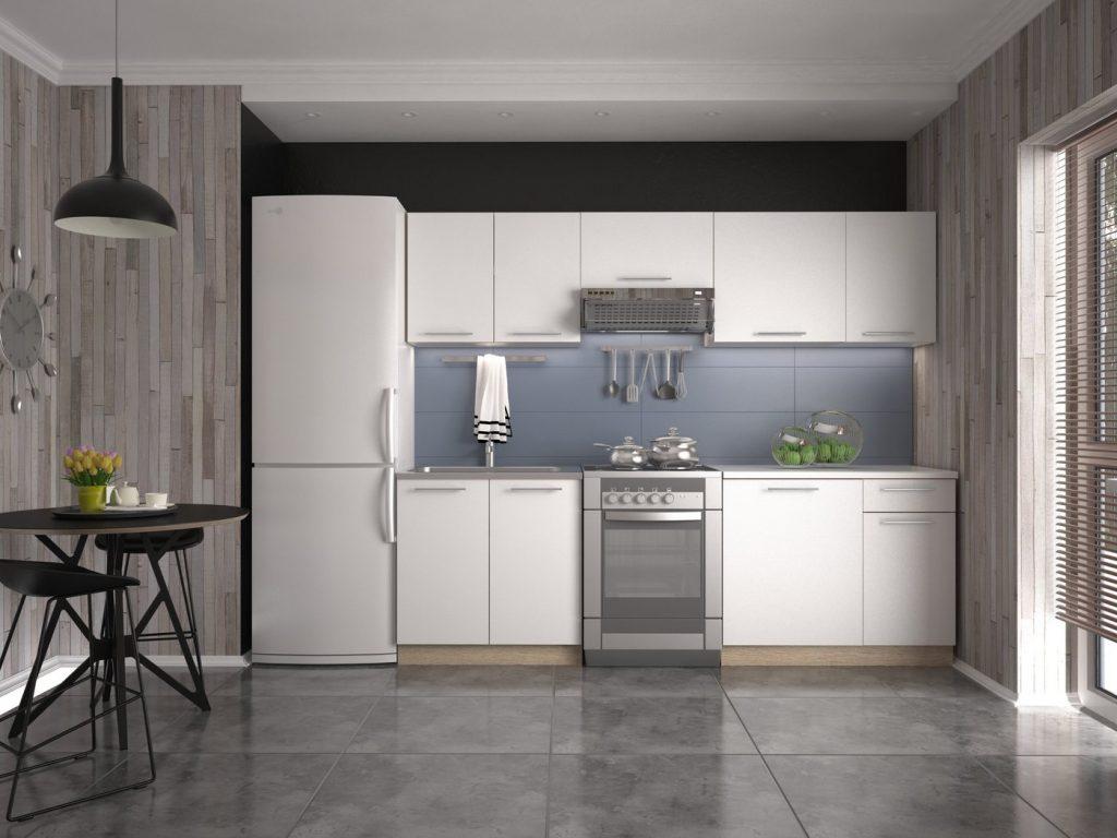 inspirace do bytu - kuchyň