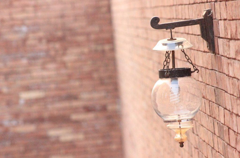 Venkovní světla jsou praktickým i dekoračním osvětlením